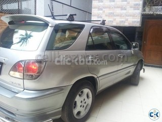 Harrier Grade G pkg 2200cc