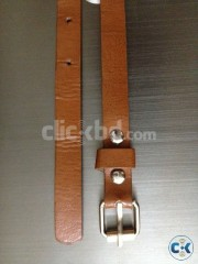 Stock Lot - LEATHER BELT kid s