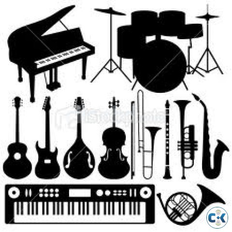 we buy secondhand musical instrument | ClickBD large image 0