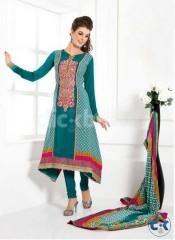 Eid Exclusive Designer Dress Item 5210
