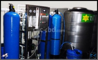 Start your business- Water Plant