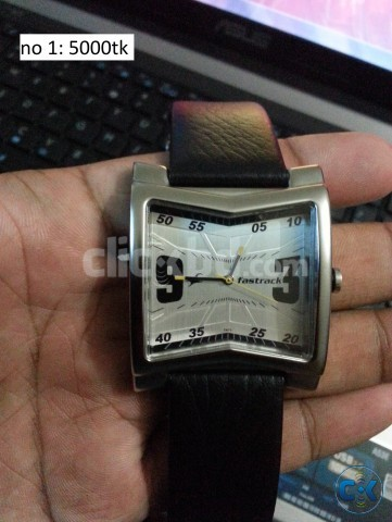 brand new FASTRACK watch brought from India... | ClickBD large image 0