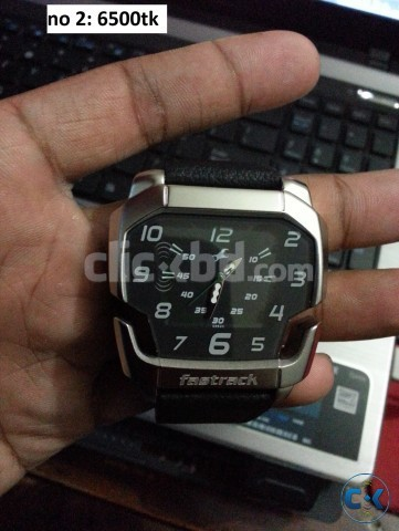 brand new FASTRACK watch brought from India... | ClickBD large image 1