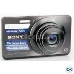 Sony Cybershot DSC-W690 Digital camera
