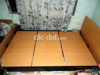 Otobi Brand SEMI-Double Bed 7 X4 01911017027