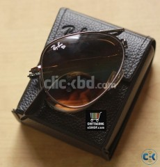NEW RAY-BAN FOLDING AVIATOR SUNGLASSES