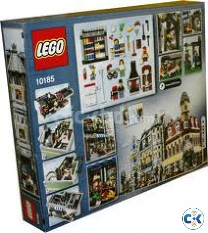 Lego Exclusive Green Grocer Set 10185 For Sale | ClickBD large image 0