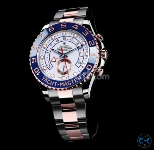ROLEX YACHT MASTER II with box warranty | ClickBD large image 0