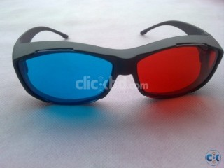 3D Glass with 3D Movies