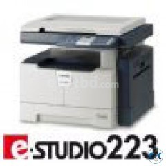 toshiba photocopier 223