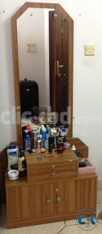 Otobi Dressing Table | ClickBD large image 0