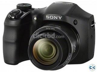 Sony Cyber Shot Digital Camera H100 Star Tech