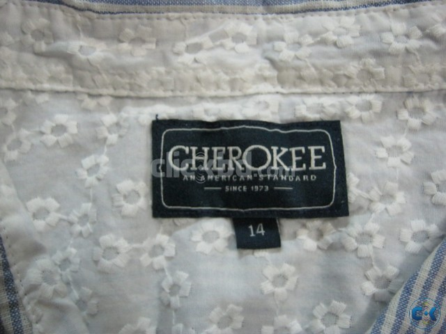 Ladies woven Tops C A Cherokee  | ClickBD large image 1