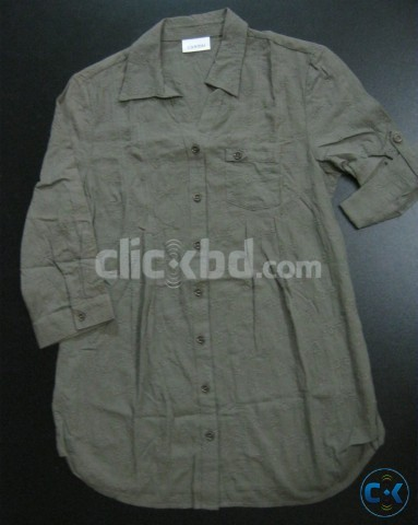 Ladies woven Tops C A Cherokee  | ClickBD large image 2