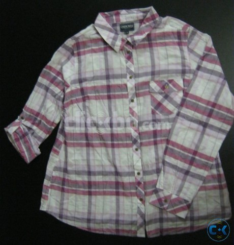 Ladies woven Tops C A Cherokee  | ClickBD large image 3