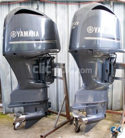 Yamaha outboard motor 4 stroke 115hp 150 200 250 300 350hp for Yamaha 250 boat motor for sale
