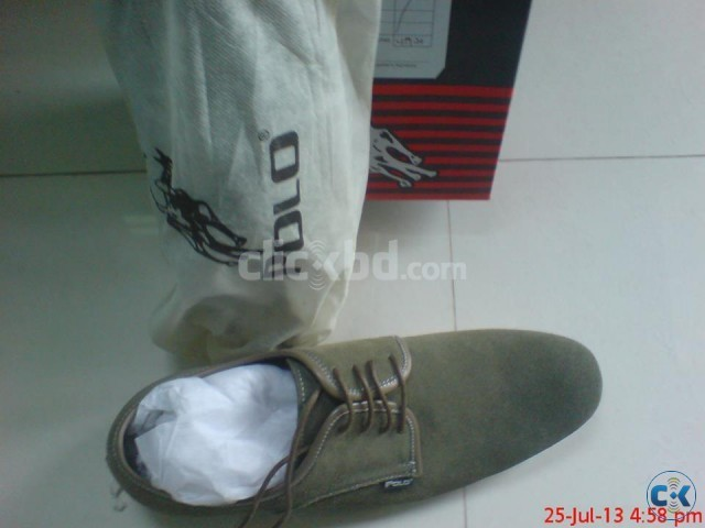 US POLO Original footwear. Bought from Malaysia  | ClickBD large image 0