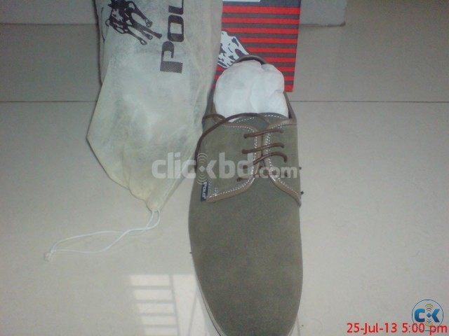 US POLO Original footwear. Bought from Malaysia  | ClickBD large image 1