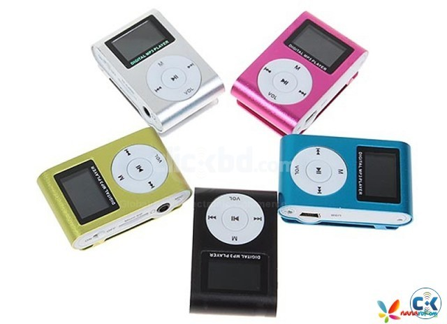 Mini Mp3 Player Clickbd
