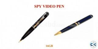 Spy Camera Pen 16GB