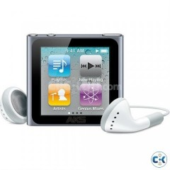 Touch MP4 Player With 8 GB Internal Memory