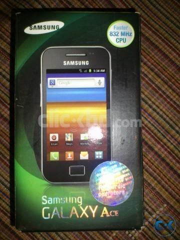 Brand New Samsung Galaxy Ace GT S5830i | ClickBD