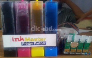 EPSON ME10 CISS WITH INK