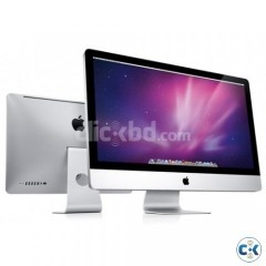 Apple IMAC PC With 27 Monitor 8GB RAM