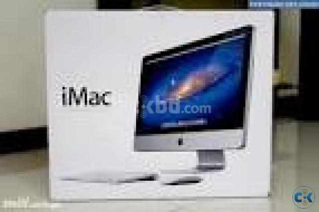 INTAC APPLE IMAC 21.5 INCH CORE i5 RAM 8GB 2.7GHz 1TR STORAG | ClickBD large image 0