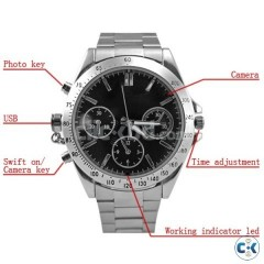 Spy Watch Camera 16 GB