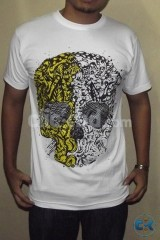 t shirt rubber printed urgent sale