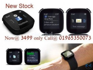 Sony Ericsson Live view watch fully pack 3000 taka