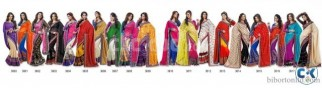 SPRING FIESTA DESIGNER SAREES COLLECTIONS SERIES 3600