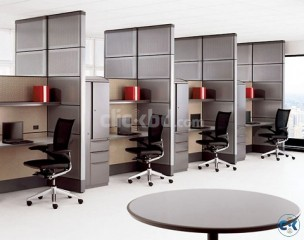 Work Station Design and Office furniture solution