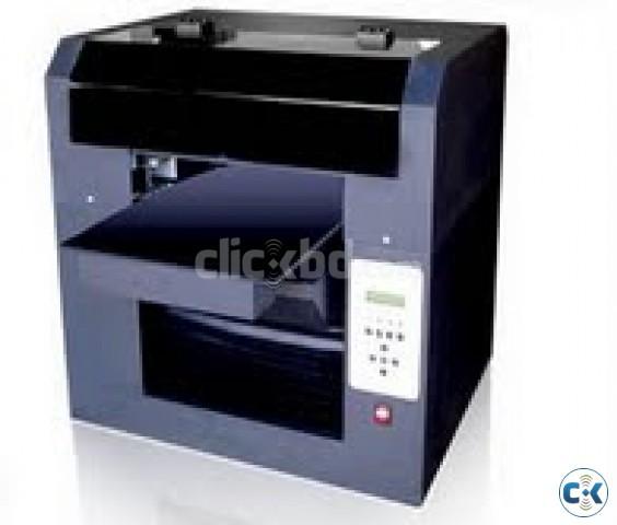 T-SHIRT PRINT MACHINE | ClickBD large image 0