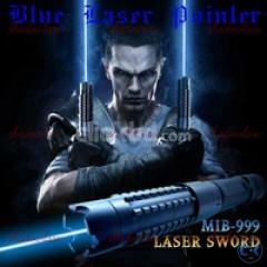 Burning Laser