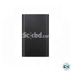 SONY HD-E1B Portable Hard Drive - 1 TB Black