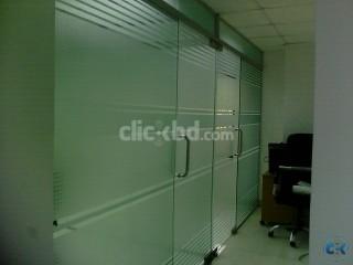 glass partition bd