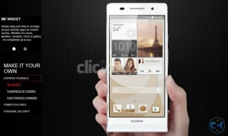 first time in BD Amazing Design Huawei Ascend P6, 2GB RAM