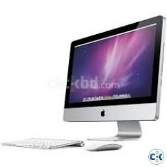 Apple 21.5 -Inch IMAC MD093ZA A Desktop PC