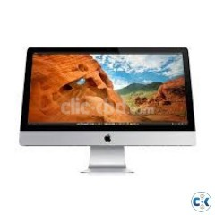 Apple 27 Inch IMAC MD095ZA A Desktop PC