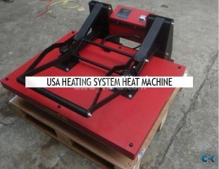 Large Size Heat Press Machine -USA