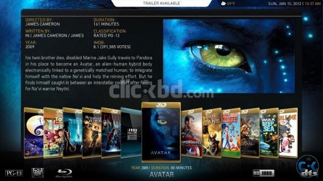 the avengers 3d (2012) hsbs bluray 1080p