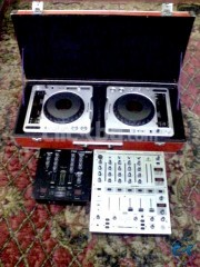 Dj Player Mixer Sell