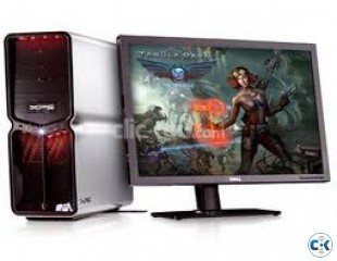 Intel Core i7 Extreme Gaming PC With Monitor By Star Tech