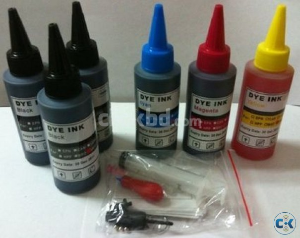 Legend All Printer Liquid Ink Bottle 100 ml | ClickBD large image 0