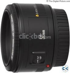 Canon 50 mm PRIME 1.8