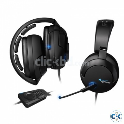 50a5a0ae552 Roccat Kave true 5.1 gaming headset | ClickBD