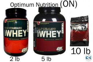 ON 100 Gold Standard Whey Protein