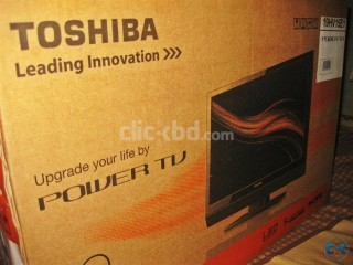 Brand New TOSHIBA LED TV 19 inch